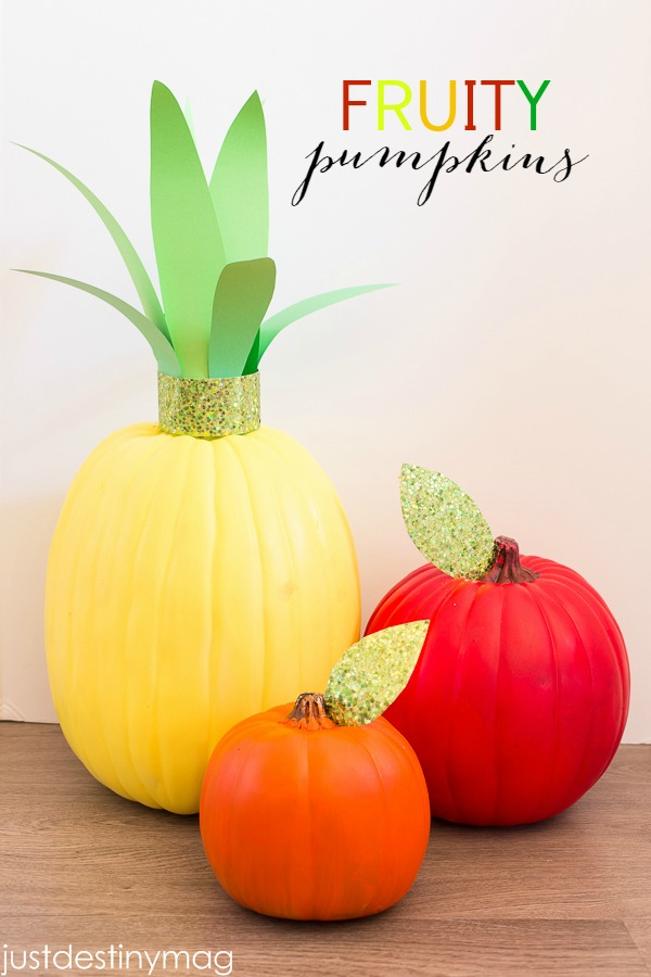 Fruity Pumpkins - Just Destiny_