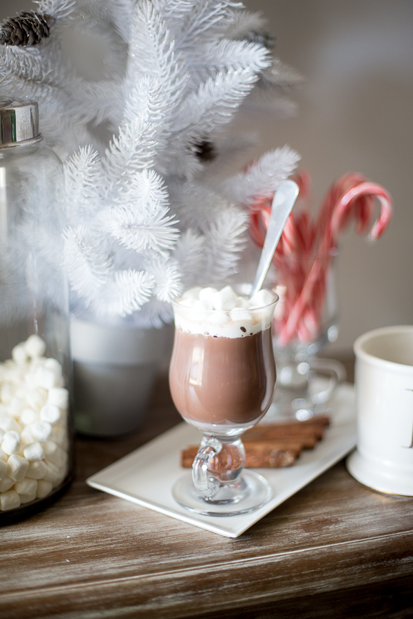 Hot Chocolate Bar- Just Destiny Mag