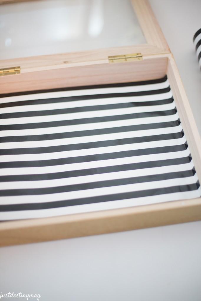 Shadow Box Gift Box with Free Printable Just Destiny Mag-4
