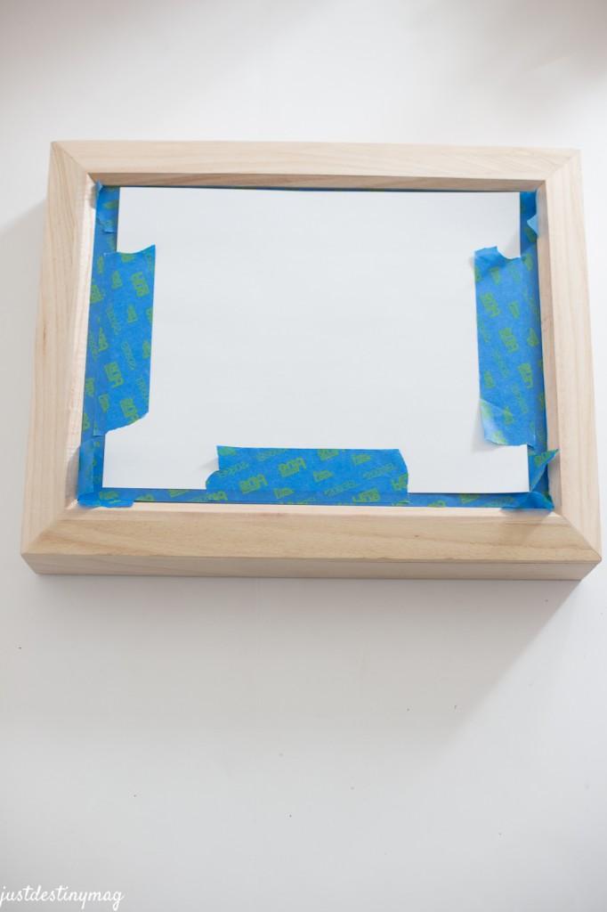 Shadow Box Gift Box with Free Printable Just Destiny Mag