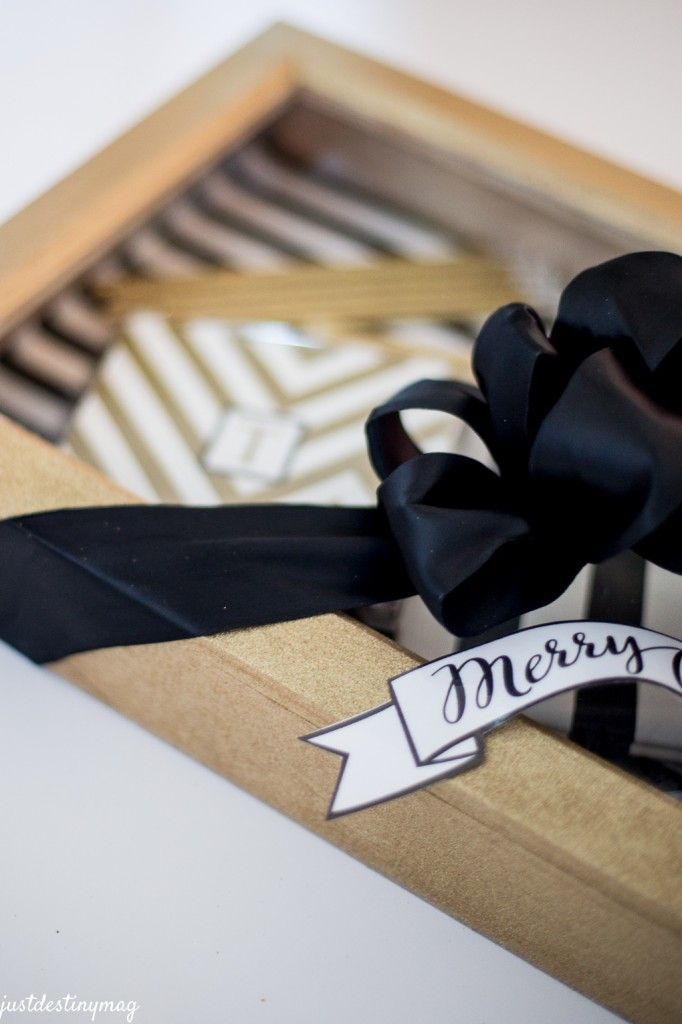 Shadow Box Gift Box with Free Printable Just Destiny Mag-9