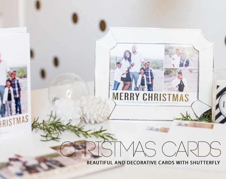Christmas Cards By Shutterfly