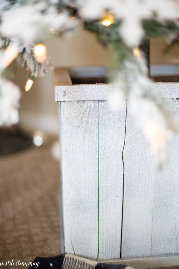 How to make Planter Box for your Christmas Tree_-7
