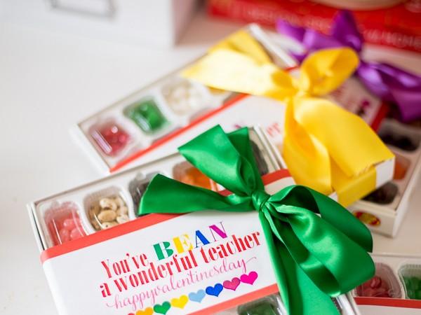 Teacher Valentine Idea
