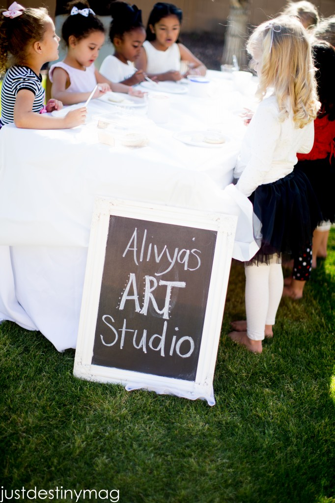 Art Studios - Just Destiny Mag