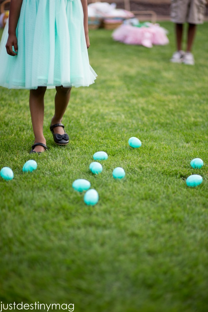 How to Host a Easter Egg Hunt
