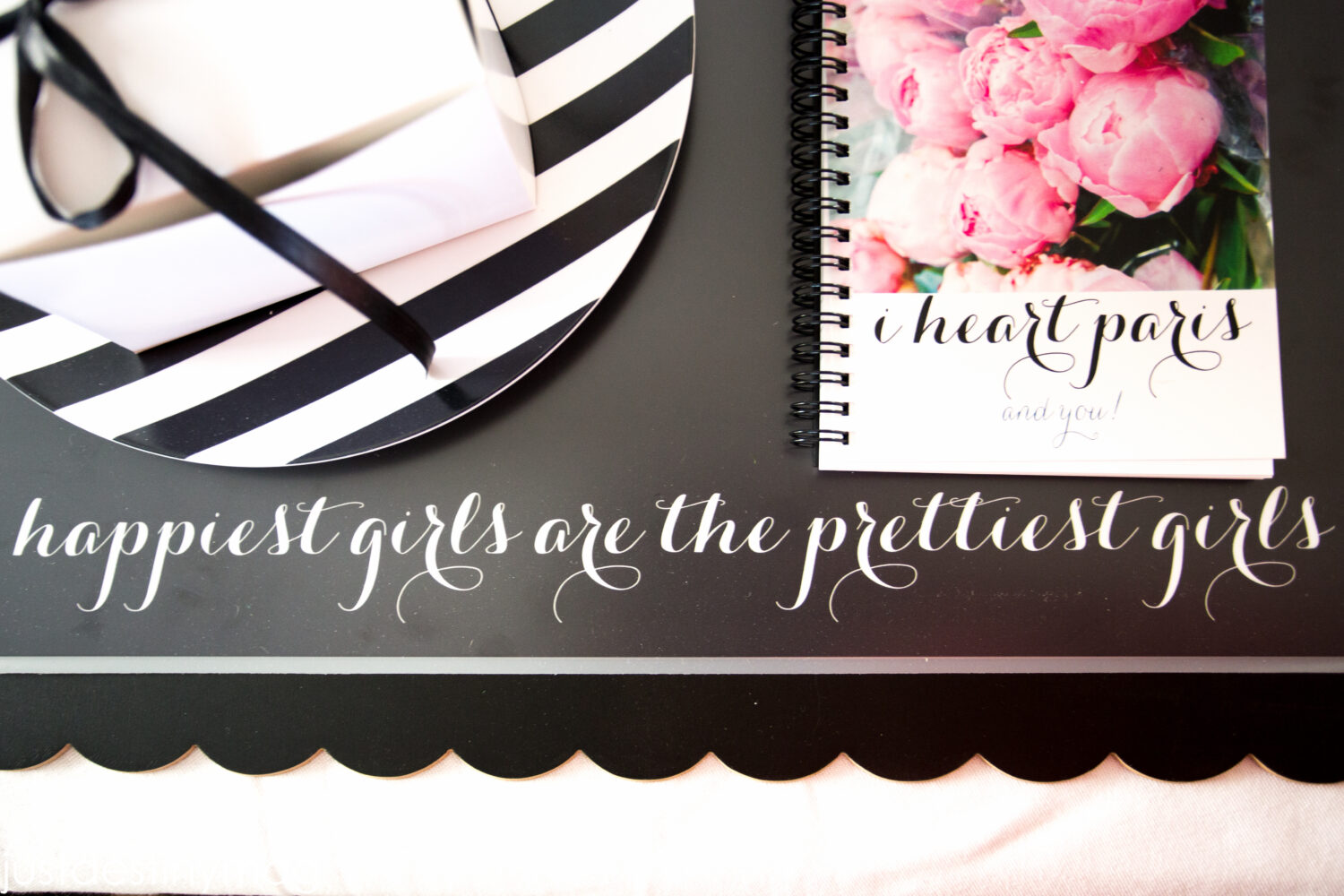Paris Birthday Party with Shutterfly