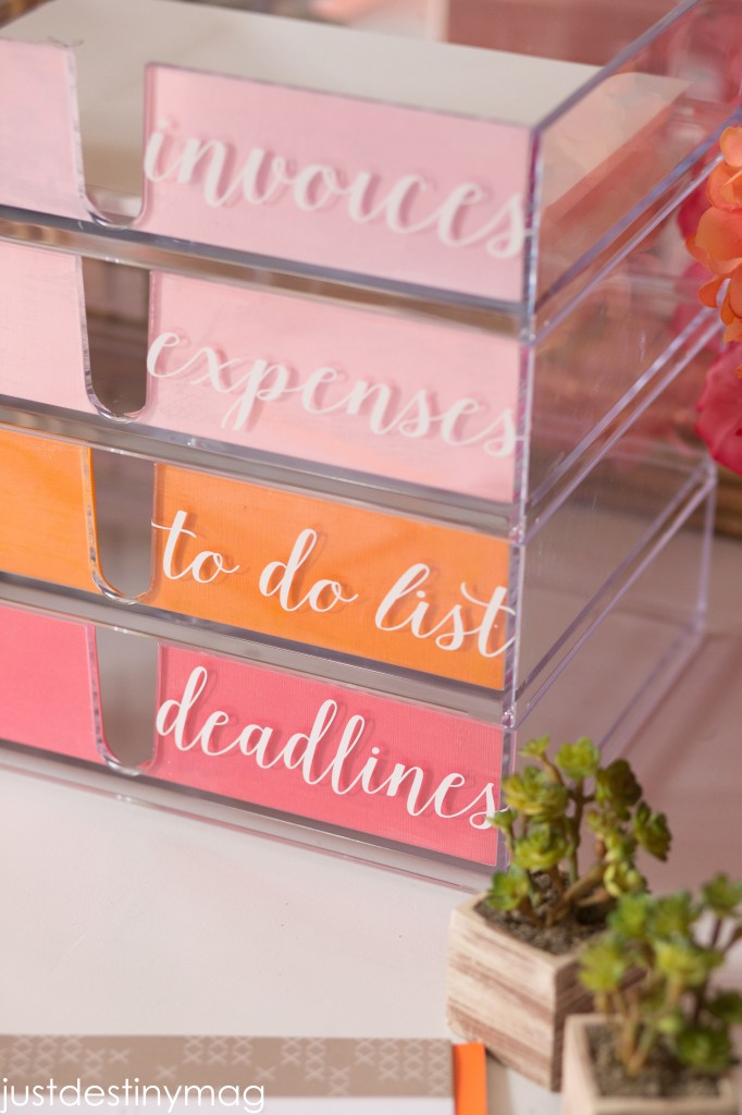 The Container Store Acrylic Desk Accessories_-35