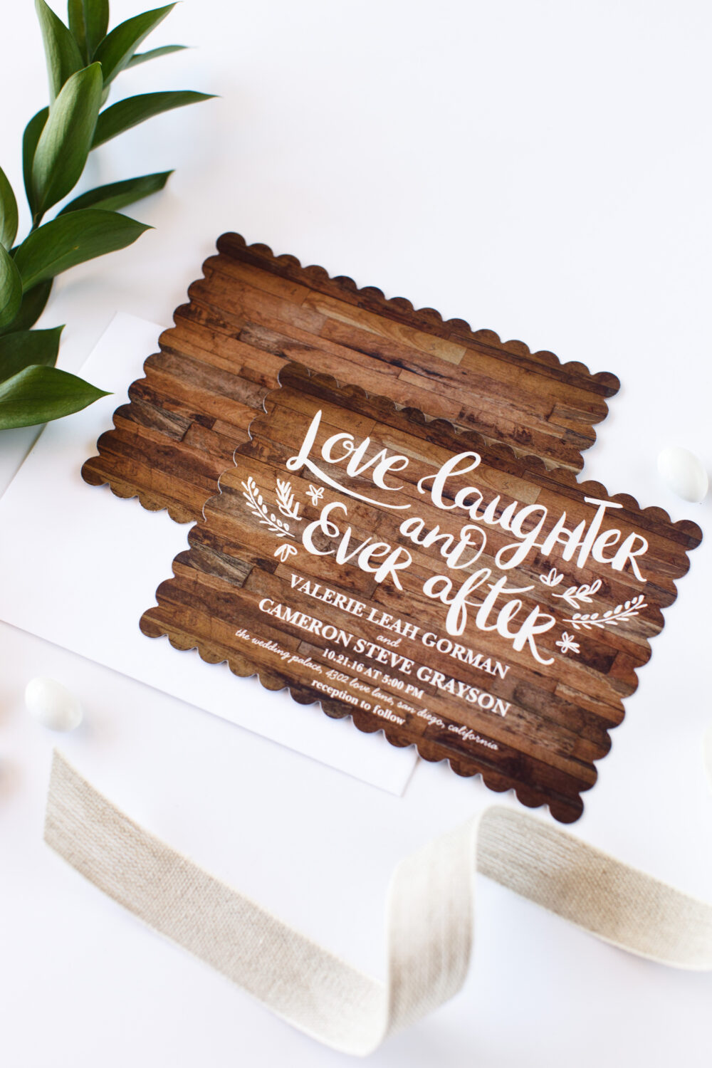 Shutterfly Wedding Stationery