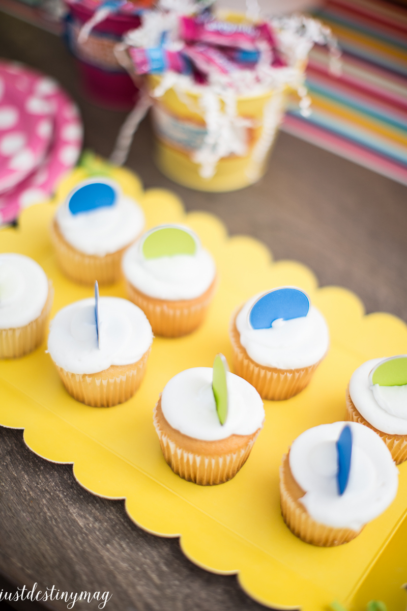 Celebrate! Colorful Summer Birthday Party Ideas | Just Destiny