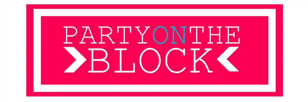 Block Party Banner BIGGEST