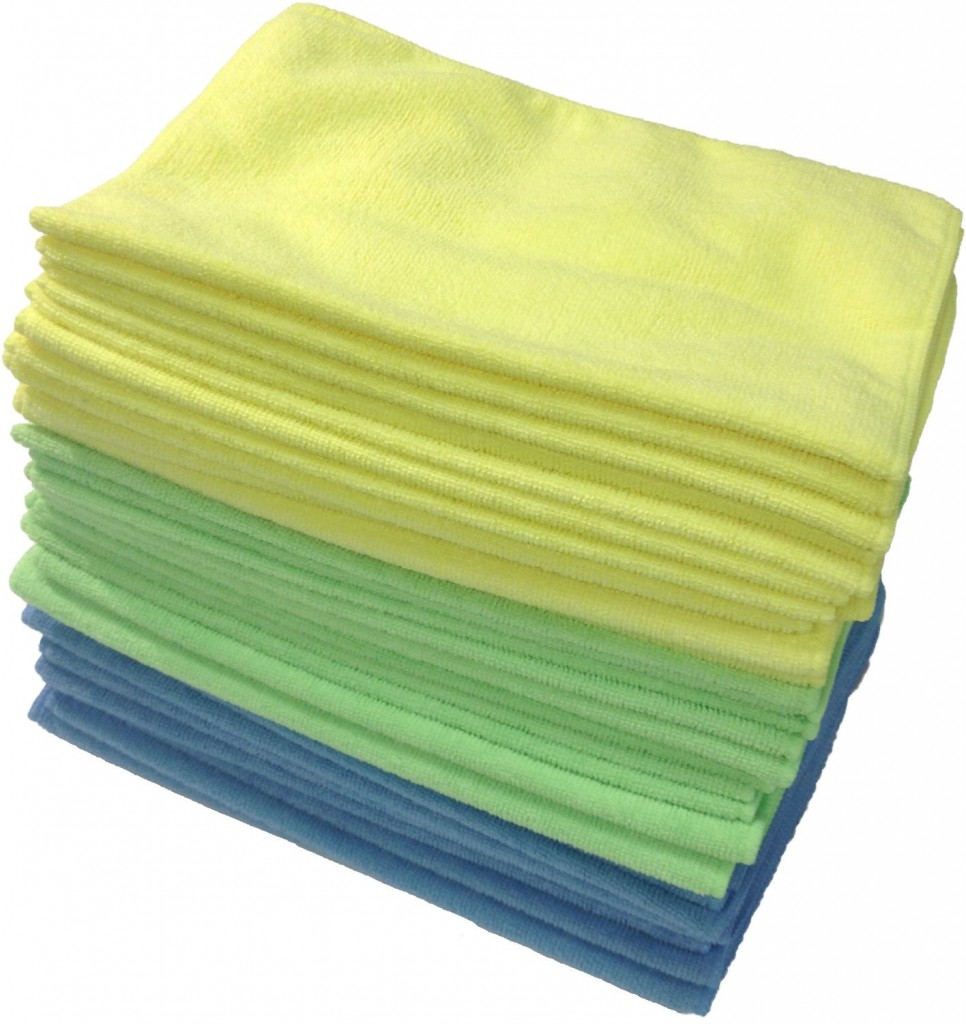 Favorite Cleaning Product Micro Fiber Cloths