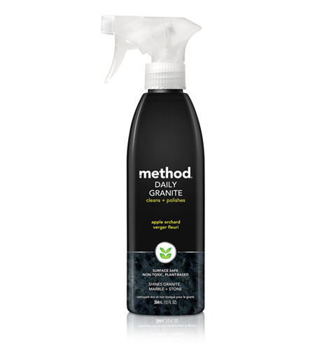 Favorite Cleaning Products method_granite_cleaner