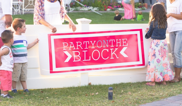 How to Throw a Block Party!