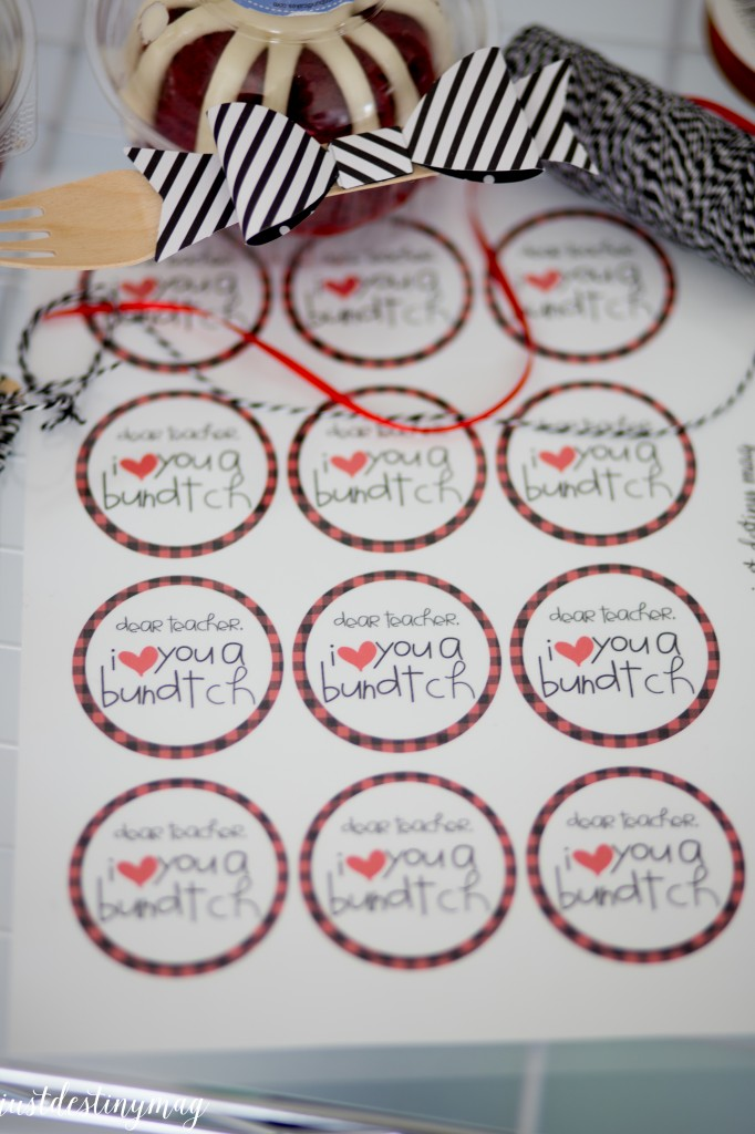 Last Minute Teacher Appreciation Gift Ideas