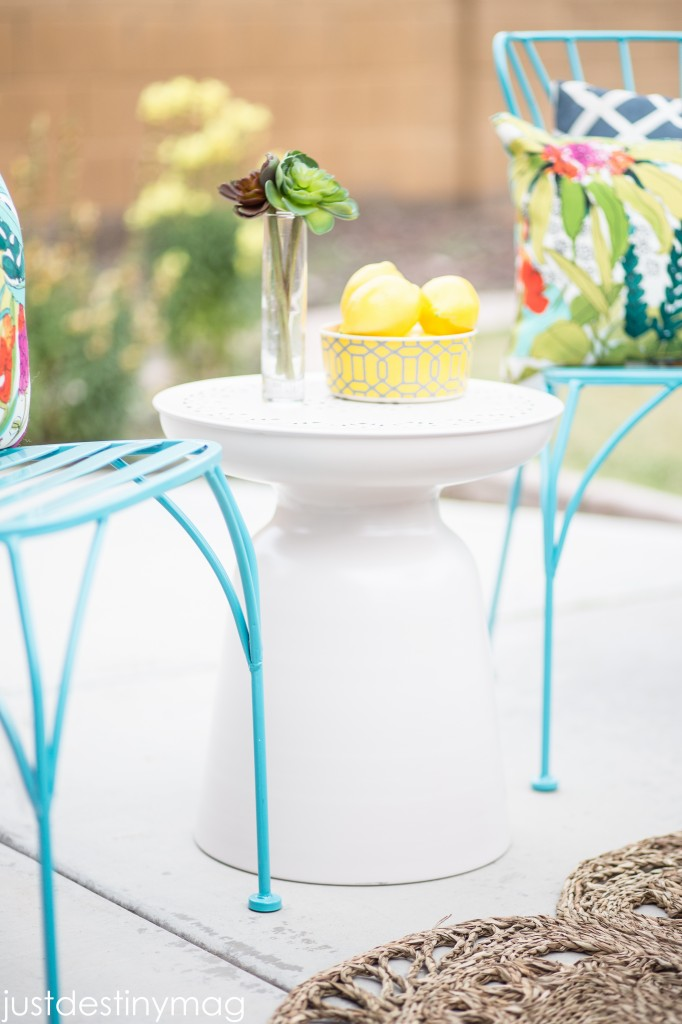 Outdoor Garden Stools from World Market_-3