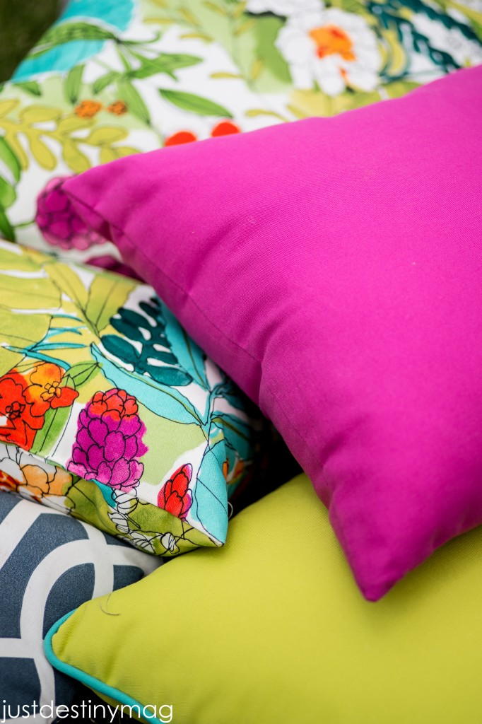 Outdoor Pillows from World Market Just Destiny Mag