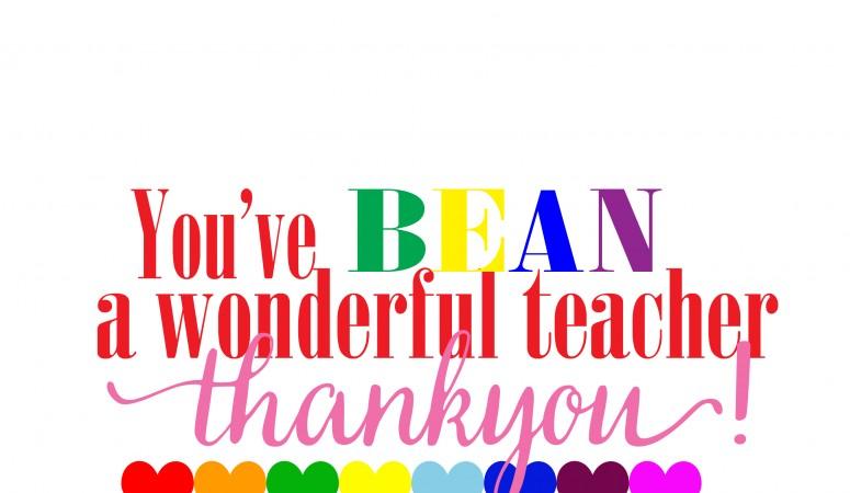 Last Minute Teacher Appreciation Ideas
