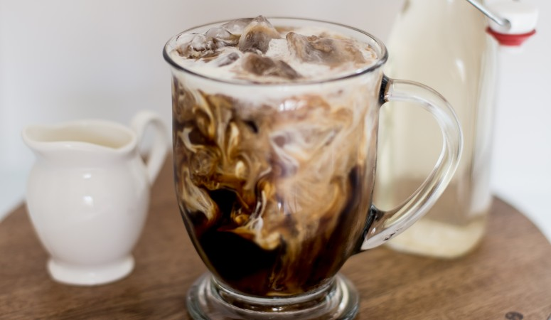 My Favorite Iced Coffee Recipe