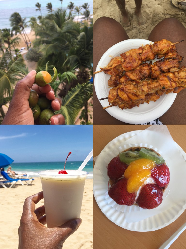Puerto Rico Foods and Dishes