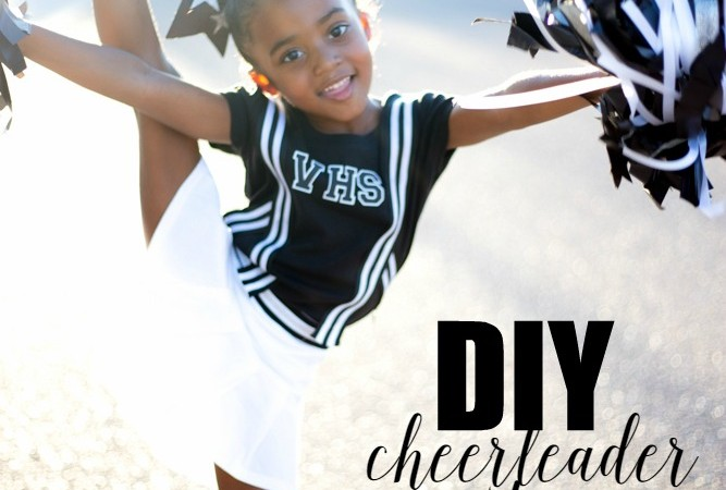 Simple diy cheerleader costume just destiny simple diy cheerleader costume solutioingenieria Images