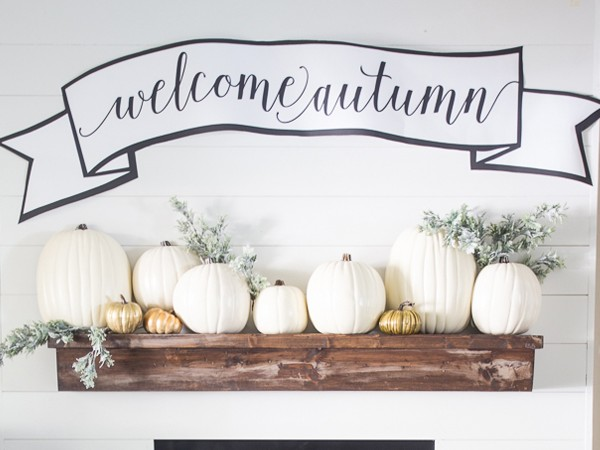 Free Fall Printables for your Home