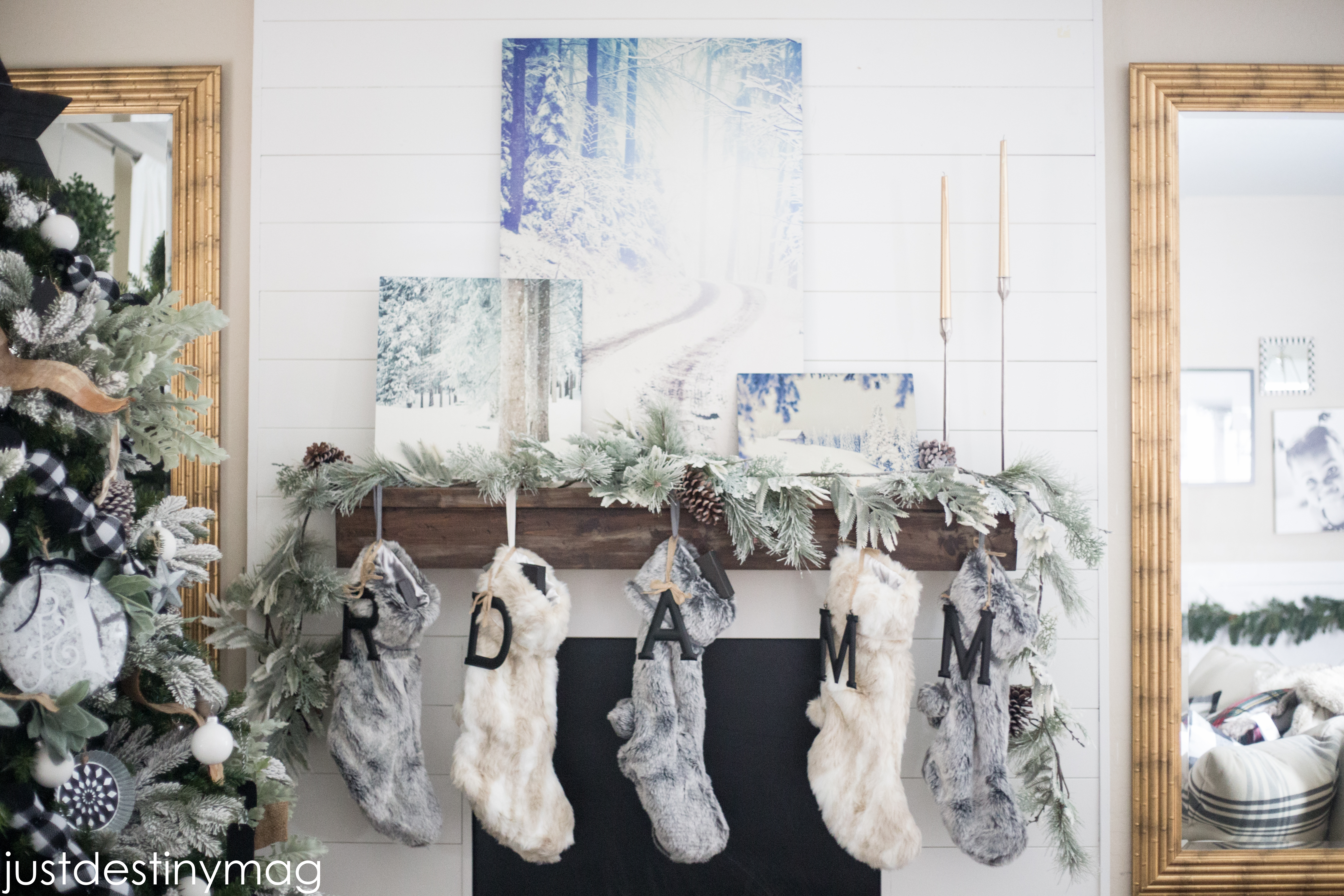 Christmas Mantel Ideas_-3