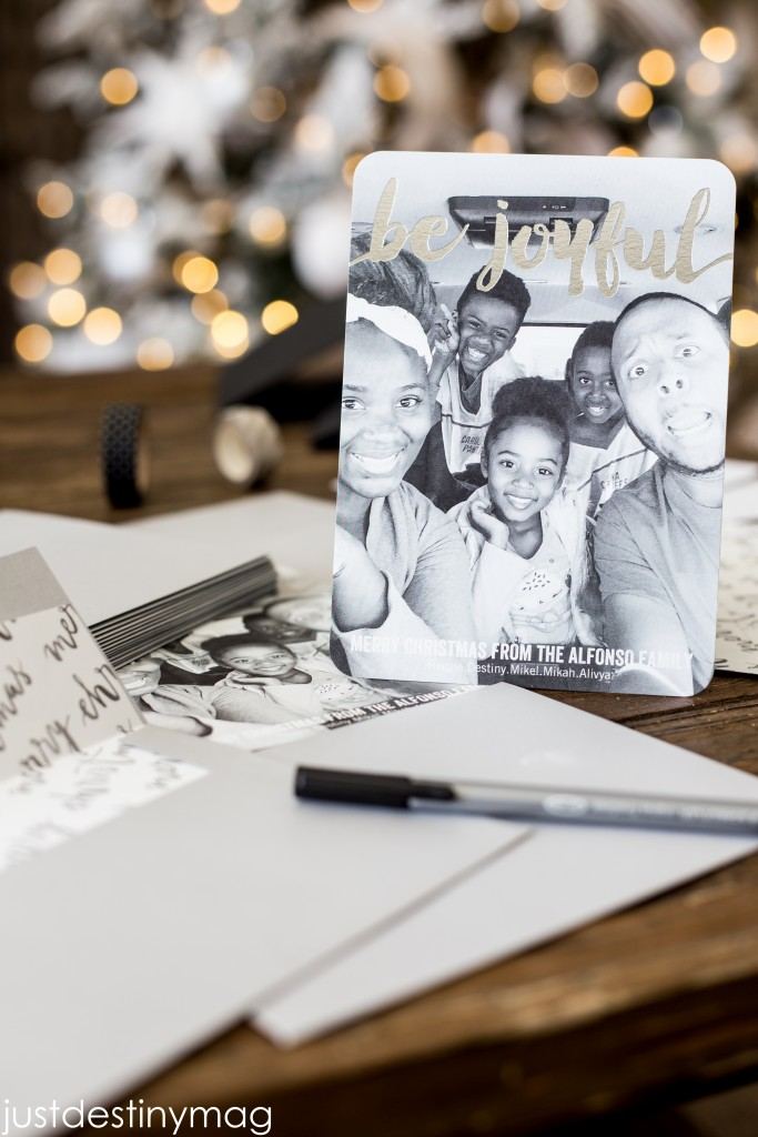 Shutterfly Christmas Cards Family Selfie-12