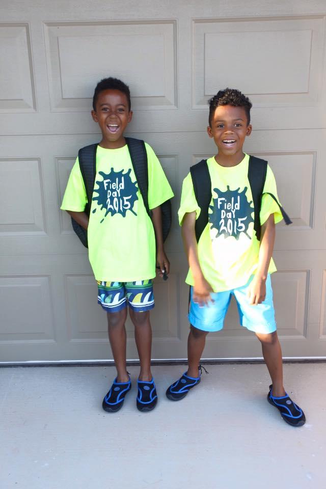 Boys Field Day