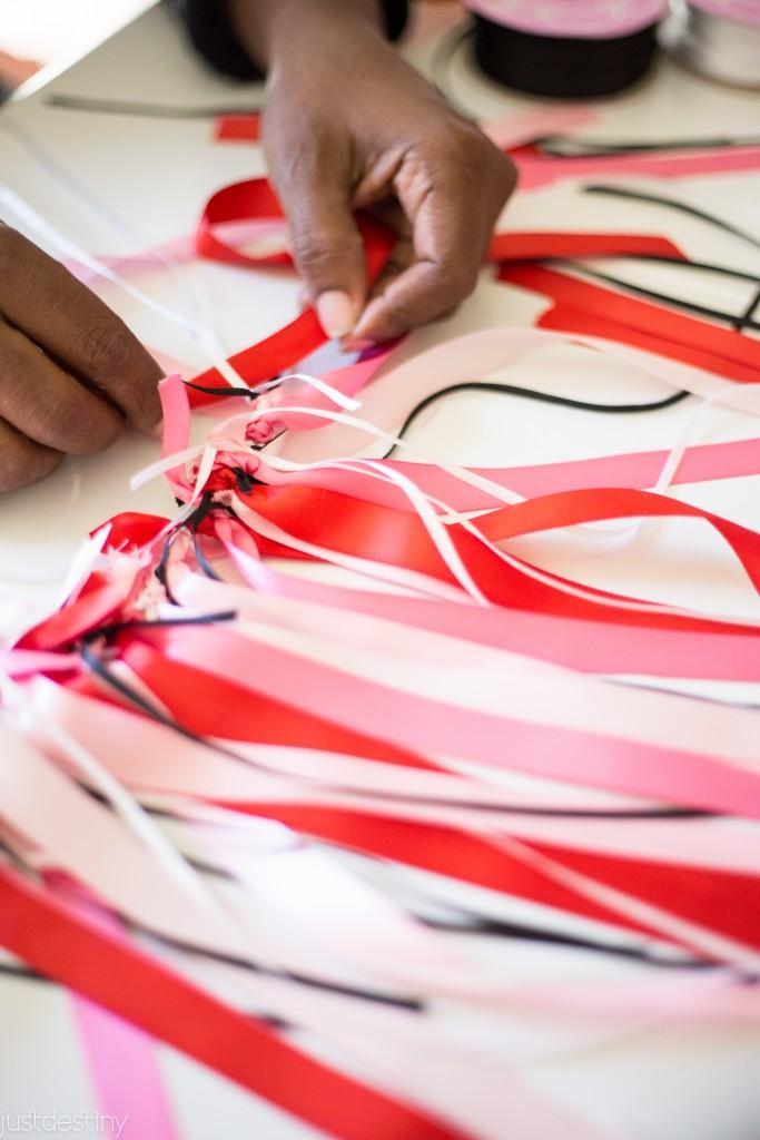 DIY Ribbon Banner-11