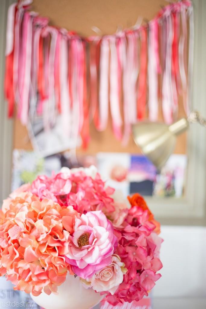DIY Ribbon Banner-16