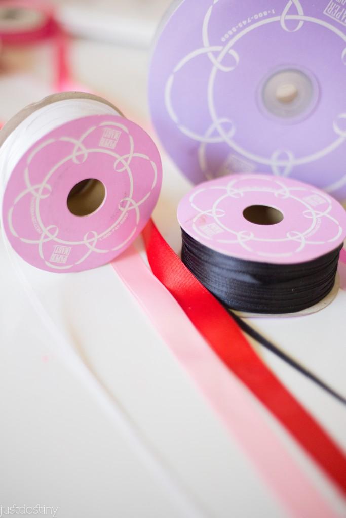 DIY Ribbon Banner-3