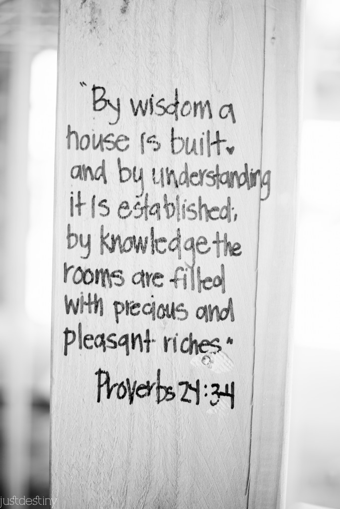 Bible Verses To Bless A New Home