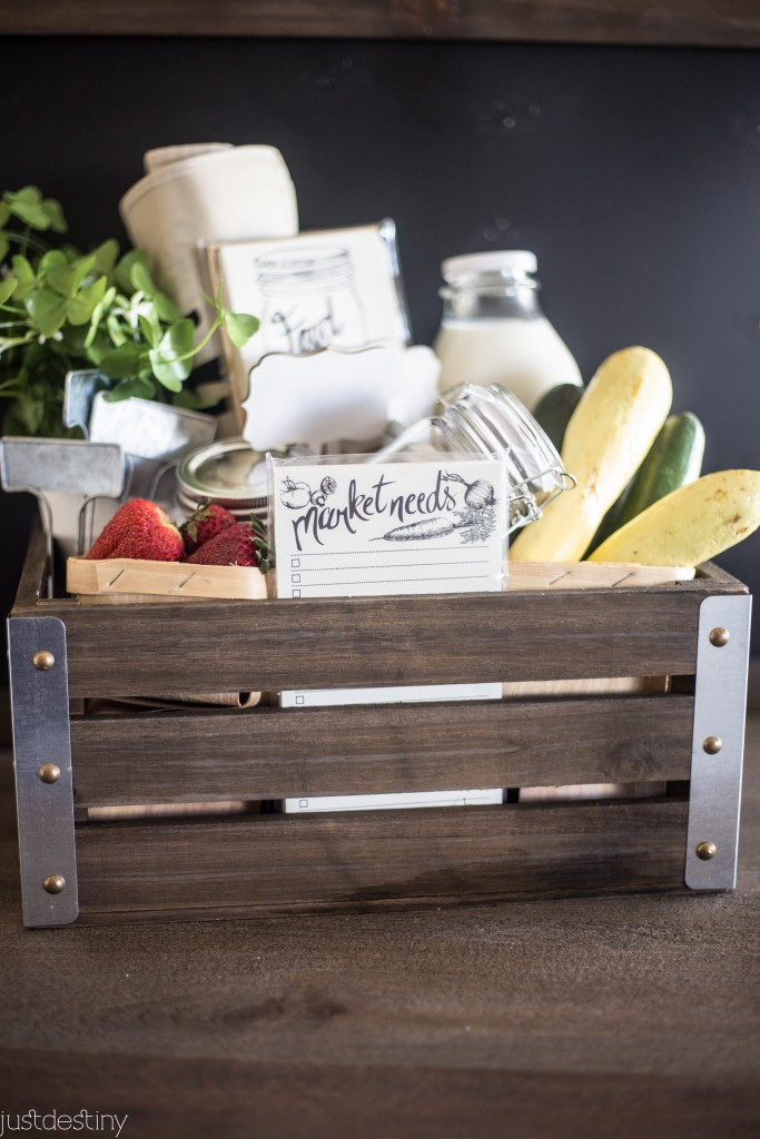 Farm to Table Gift Basket Just Destiny Mag-13