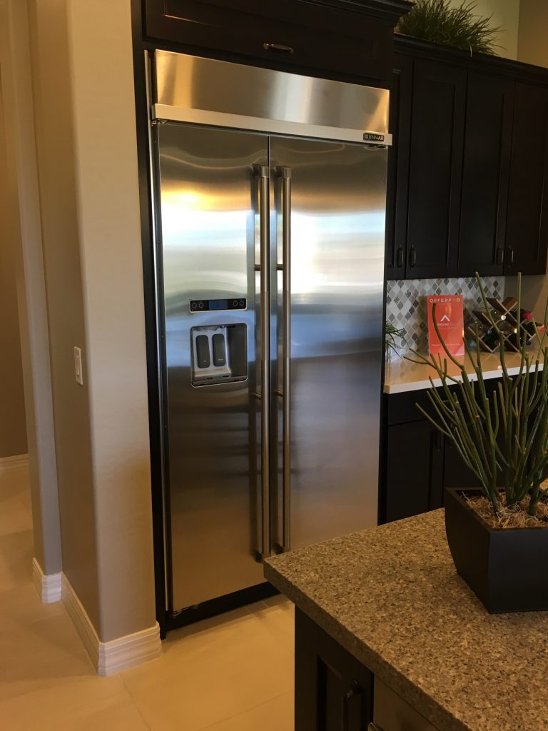 New Home Build Fridge Builder Upgrades worth Getting