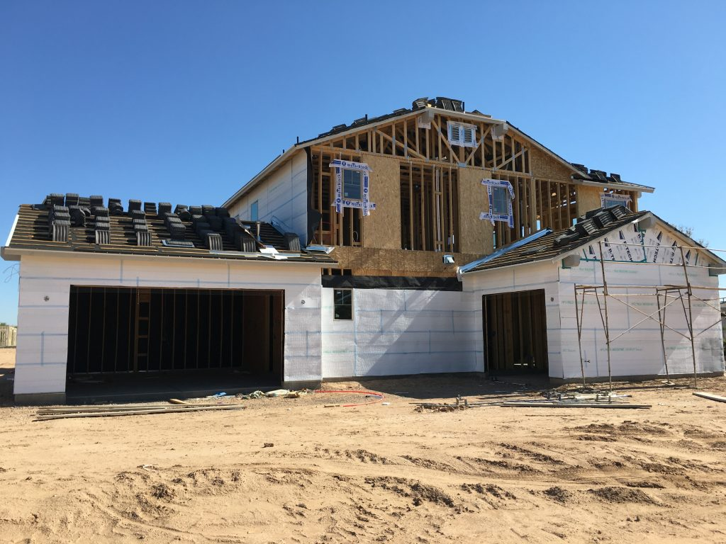New Home Build  Builder Upgrades worth Getting