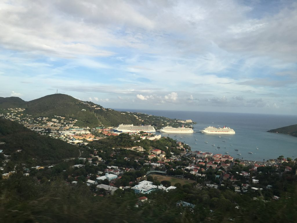 St. Thomas Carnival Cruise