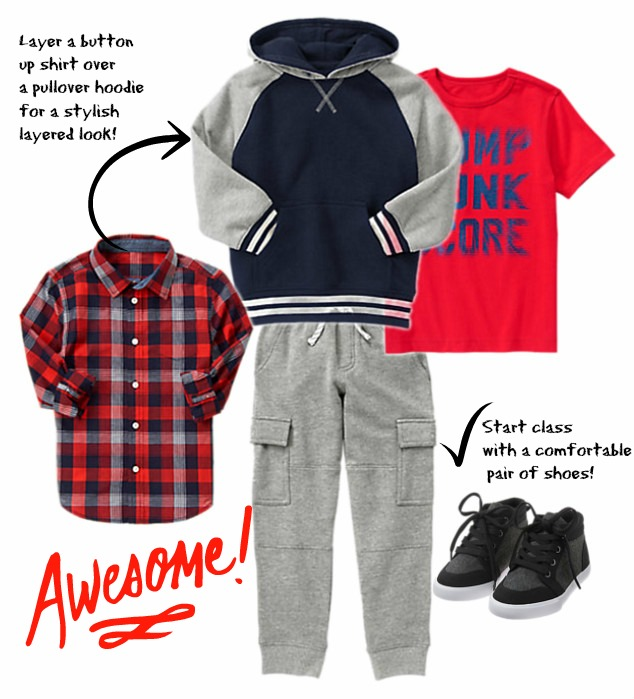Gymboree Boy Outfit Ideas