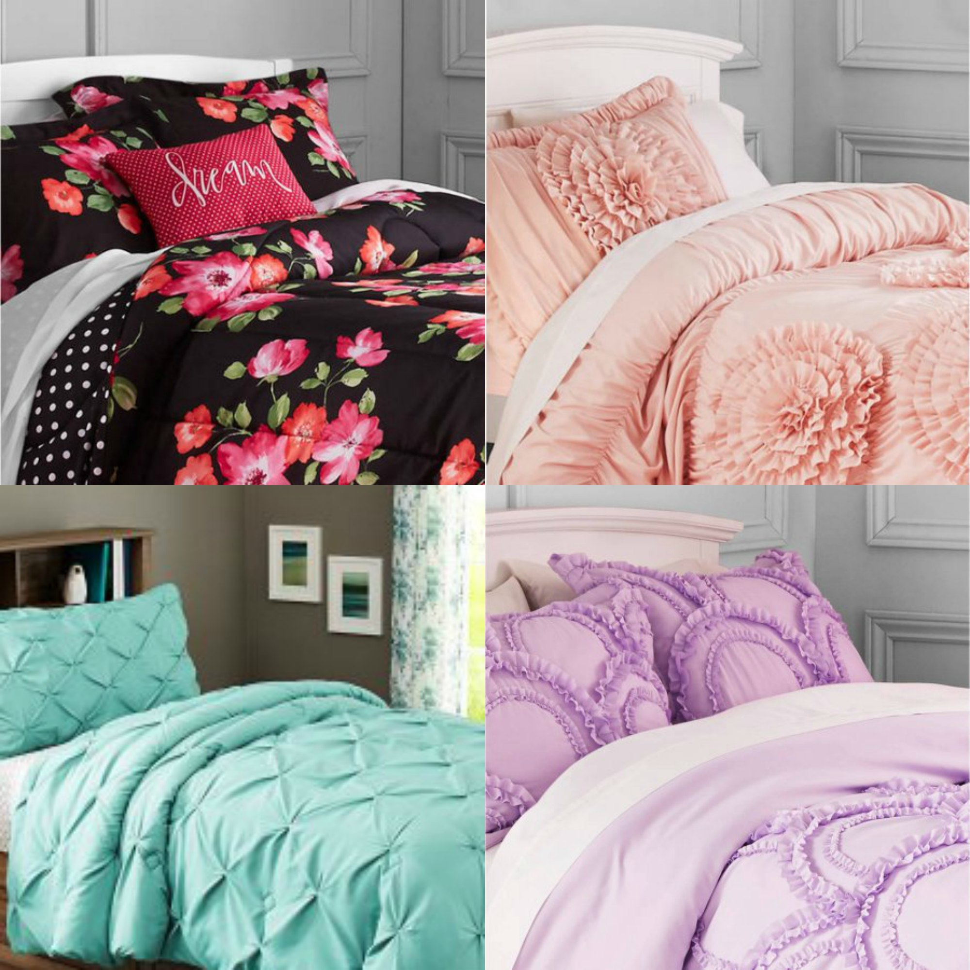 Affordable Bedding Options from Walmart