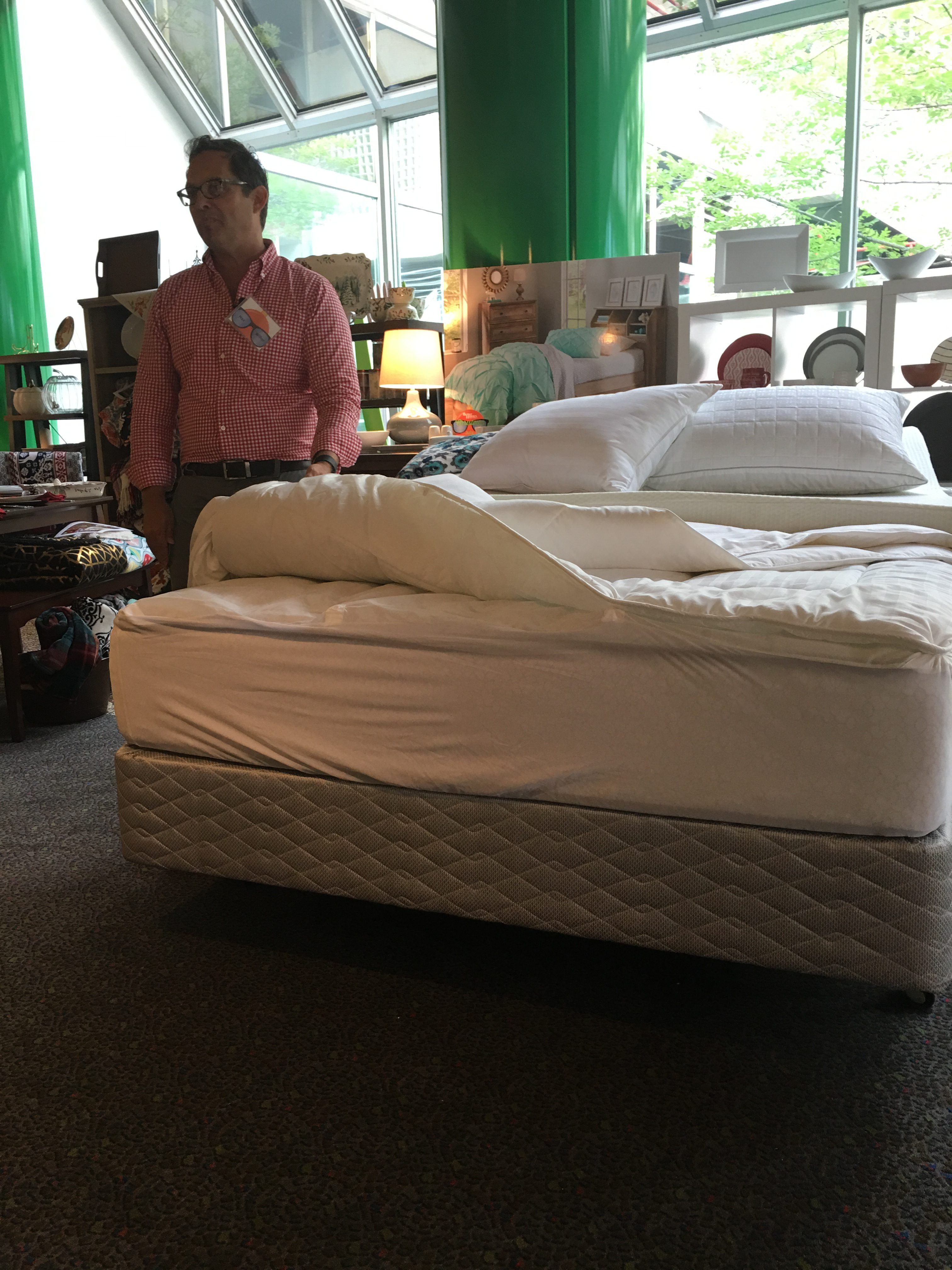 Affordable Memory foam mattresses