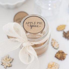 DIY Apple Pie Spice