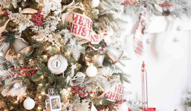 Classic Christmas Tree Decor Just Destiny