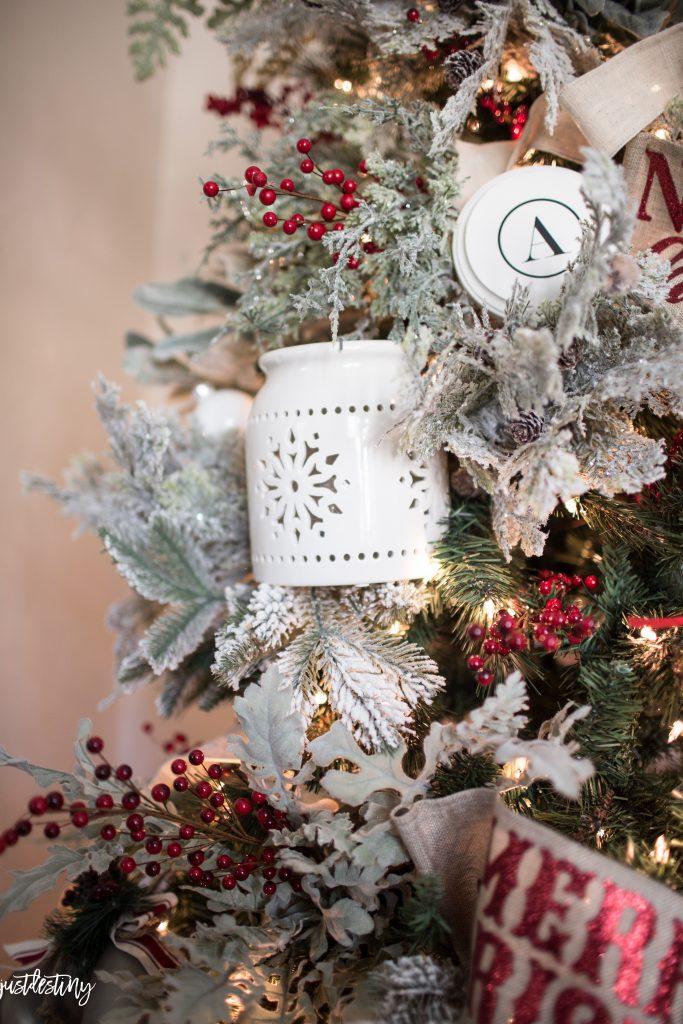 Christmas Tree Lanterns
