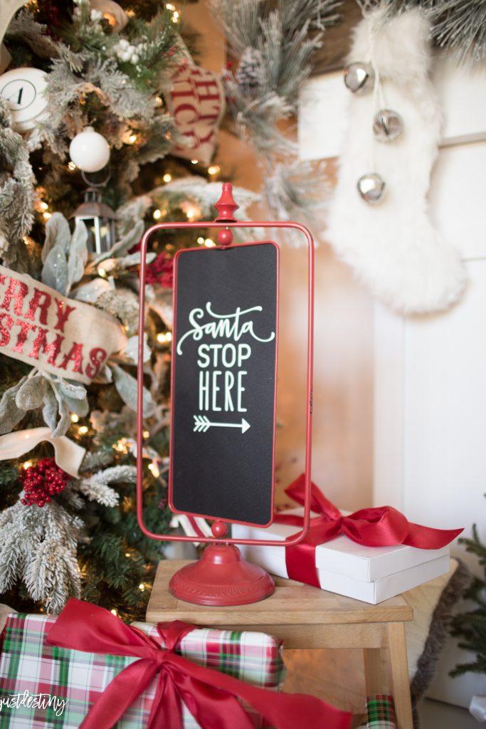 Christmas Chalkboard Ideas