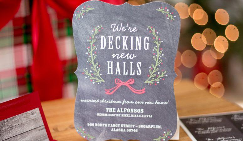 Christmas Cards and Neighbor Gifts
