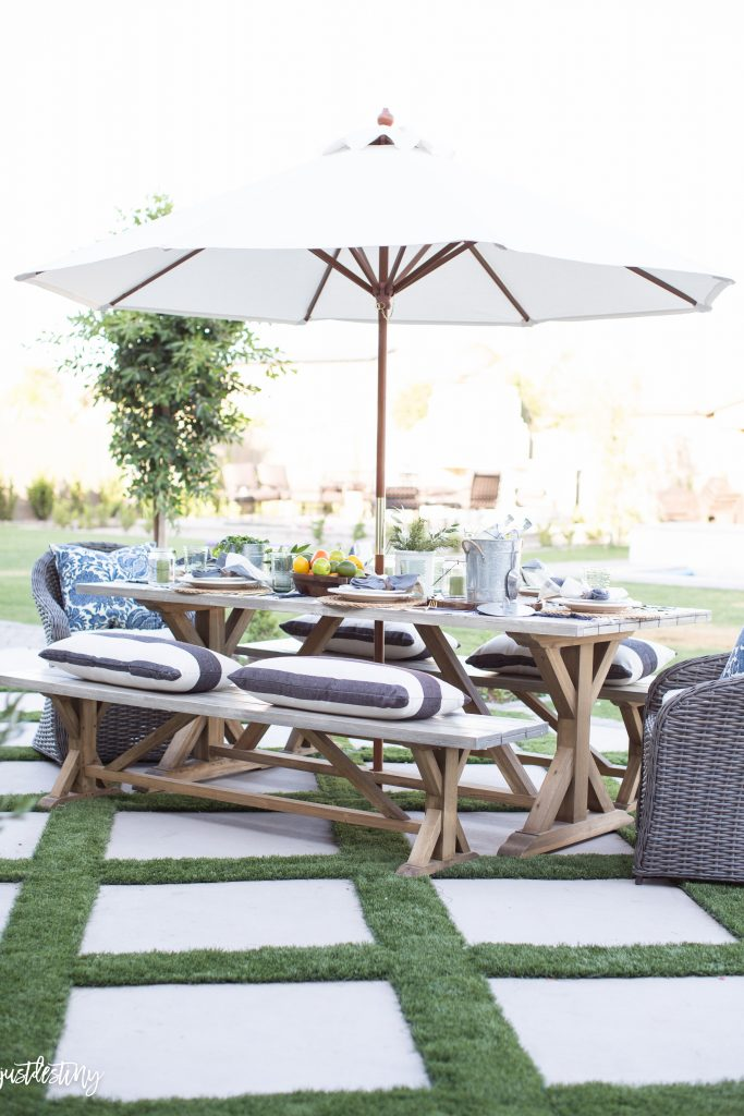 ... Things To Do Is To Set A Table That Speaks To The Season Around It.  Right Now, That Would Be Summer! When It Comes To Outdoor Living, World  Market ...