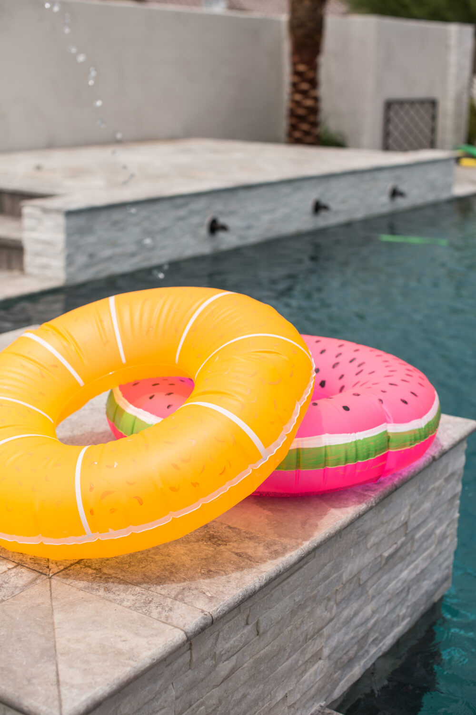 Diy Fruity Pool Floats Just Destiny Home