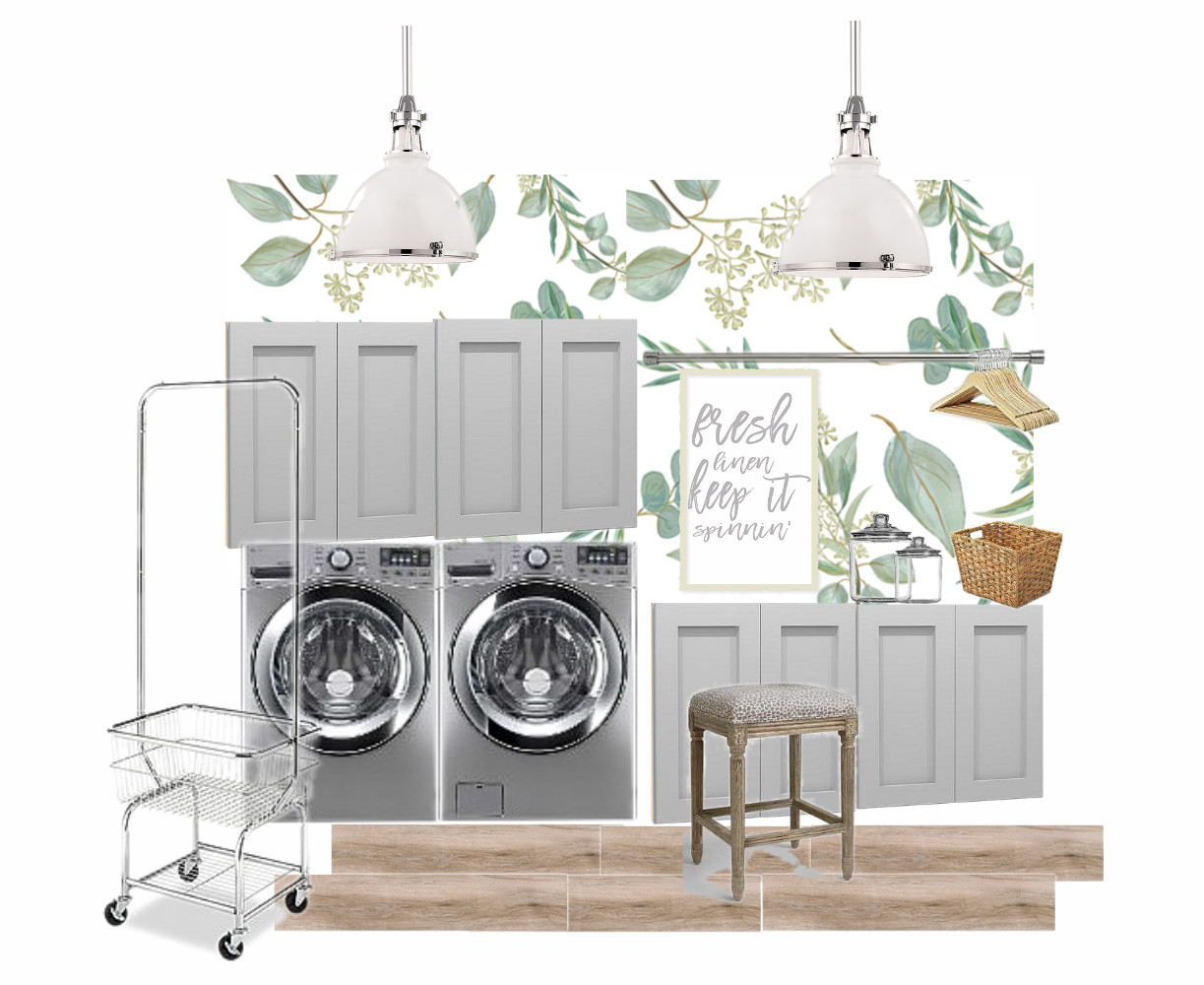 How to Update your Laundry Room