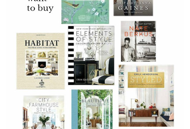 "10 Inspiring Home Decor Books you""ll want to Buy"