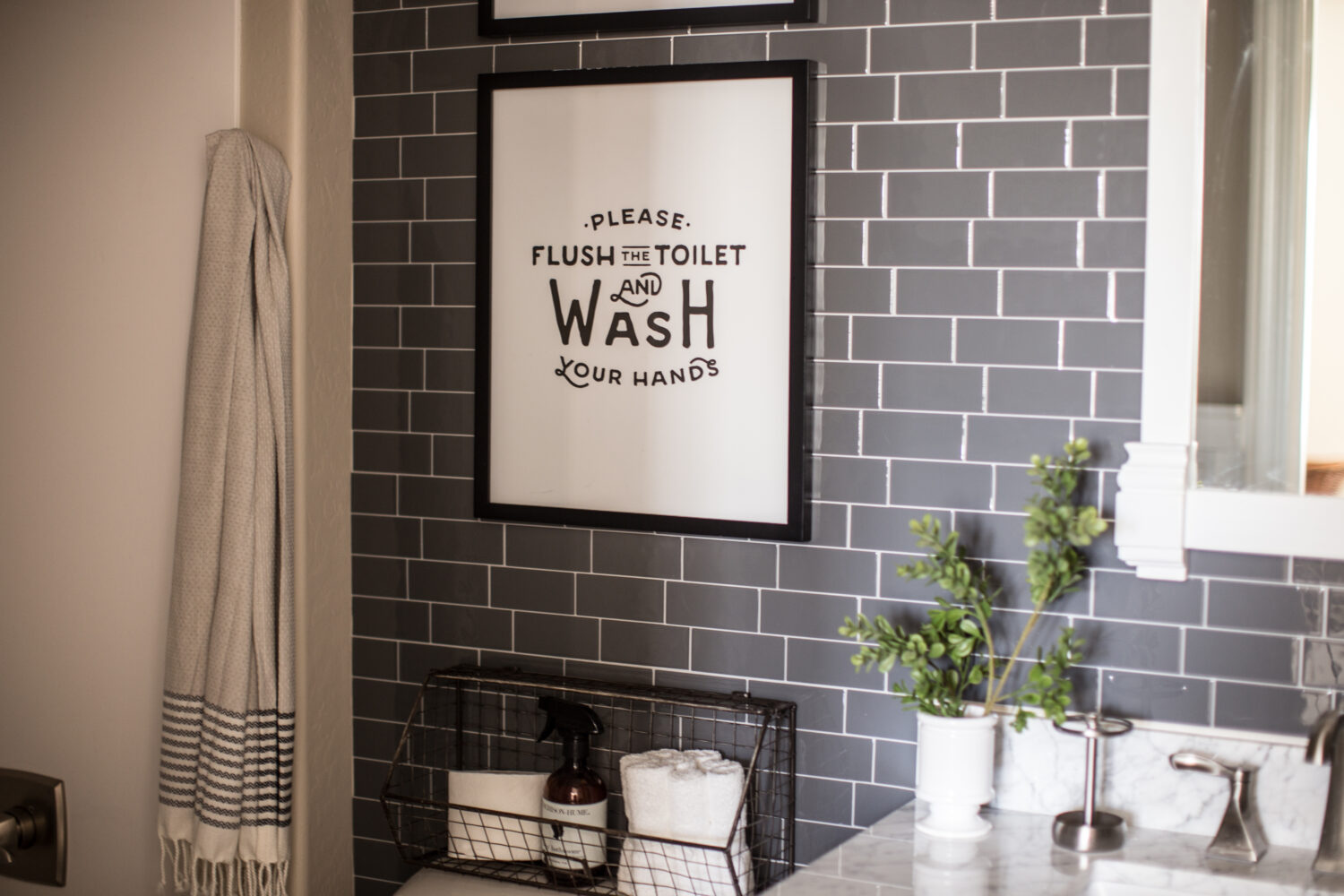 Peel and Stick Tiles are Budget Friendly and Mess Free
